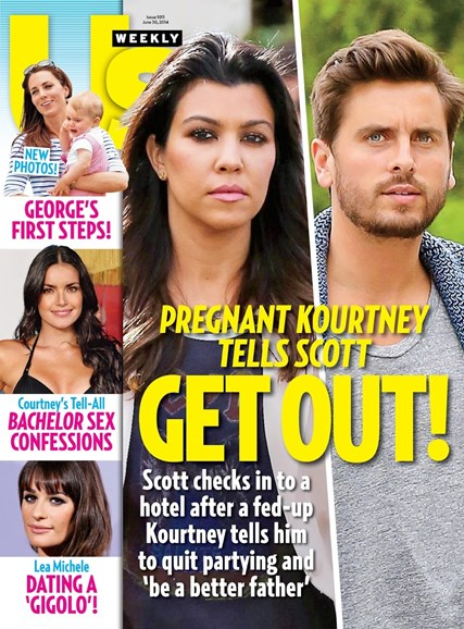 Us Weekly Cover - 6/30/2014