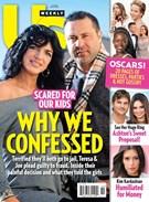 Us Weekly Magazine 3/17/2014