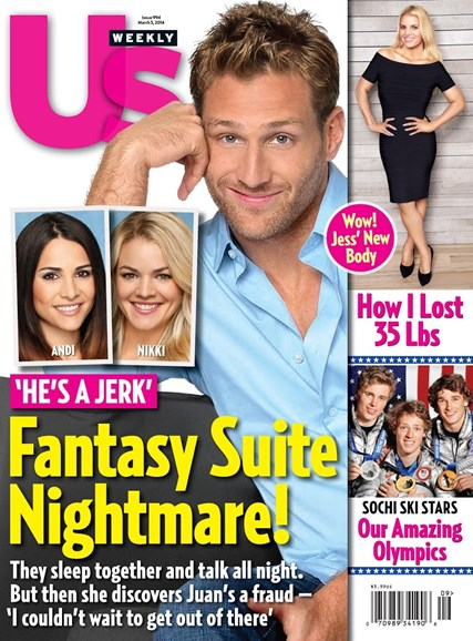 Us Weekly Cover - 3/3/2014