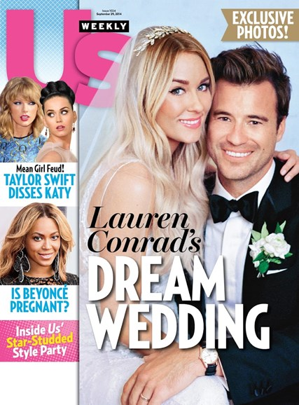 Us Weekly Cover - 9/29/2014