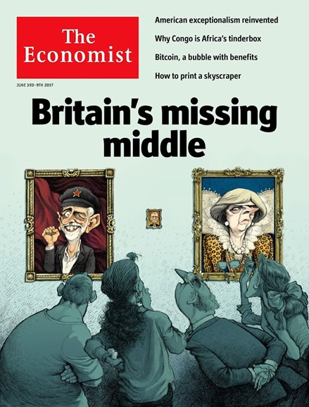 The Economist Cover - 6/3/2017