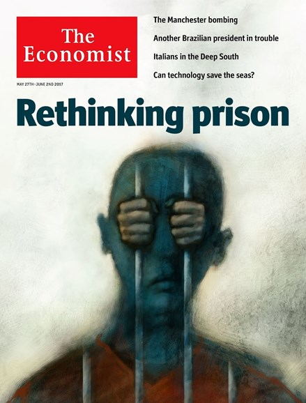 The Economist Cover - 5/27/2017