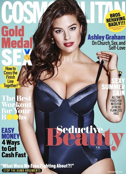 Cosmopolitan Cover - 8/1/2016