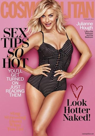 Cosmopolitan Cover - 2/1/2016