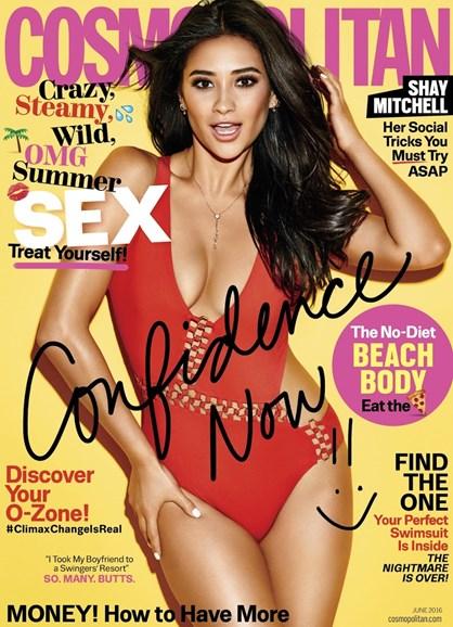 Cosmopolitan Cover - 6/1/2016