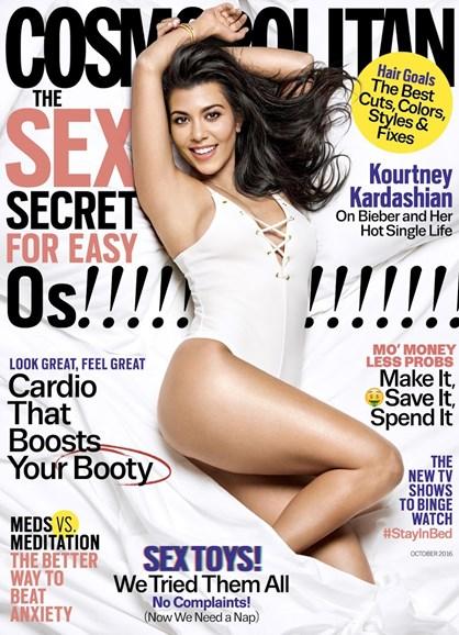 Cosmopolitan Cover - 10/1/2016