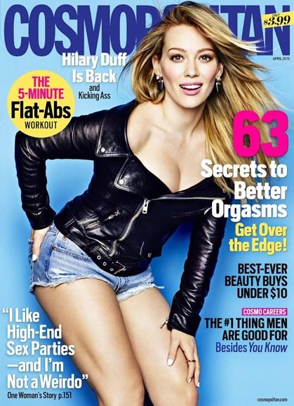 Cosmopolitan Cover - 4/1/2015