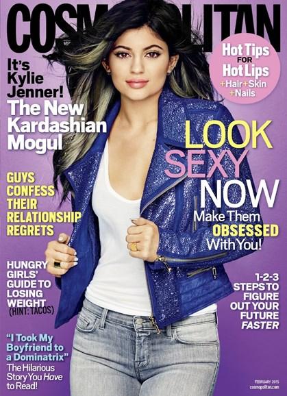 Cosmopolitan Cover - 2/1/2015