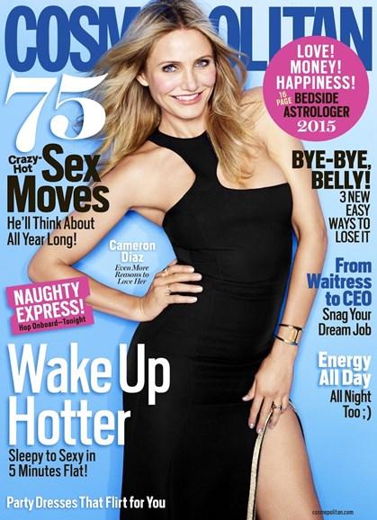 Cosmopolitan Cover - 1/1/2015