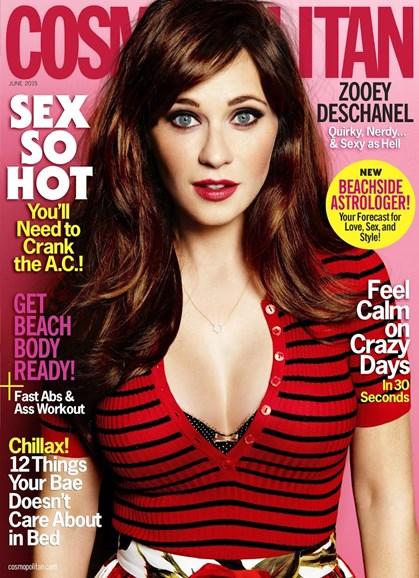 Cosmopolitan Cover - 6/1/2015