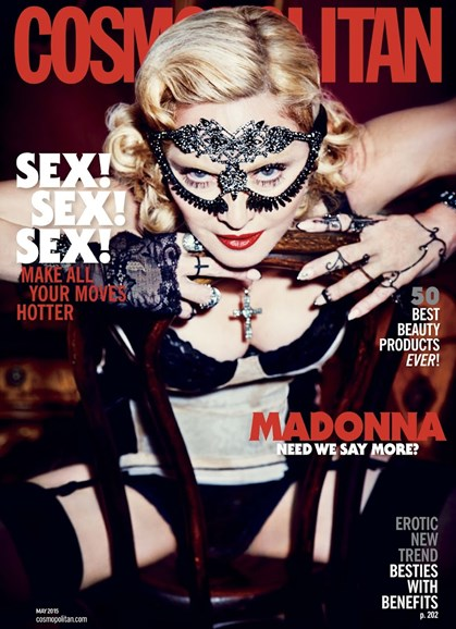 Cosmopolitan Cover - 5/1/2015