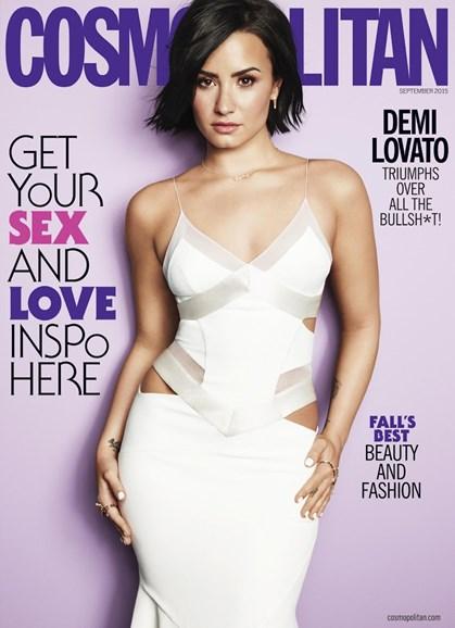 Cosmopolitan Cover - 9/1/2015