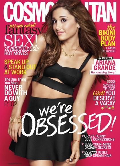 Cosmopolitan Cover - 2/1/2014