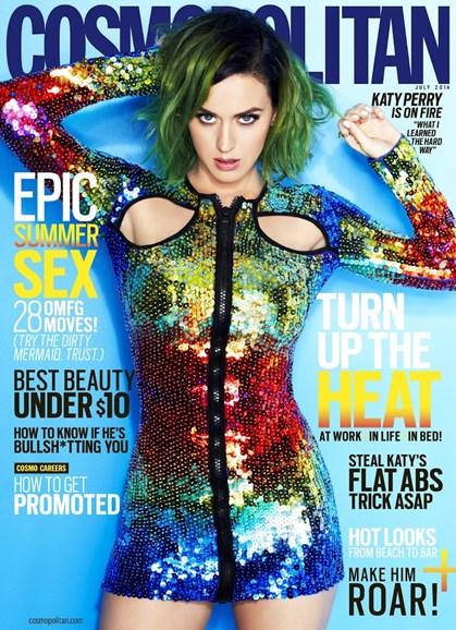 Cosmopolitan Cover - 7/1/2014
