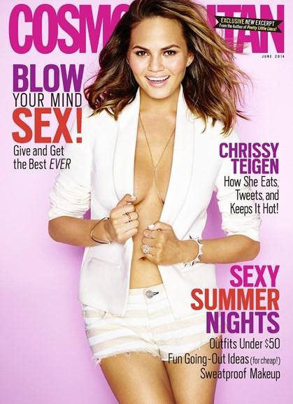 Cosmopolitan Cover - 6/1/2014