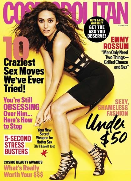 Cosmopolitan Cover - 10/1/2014