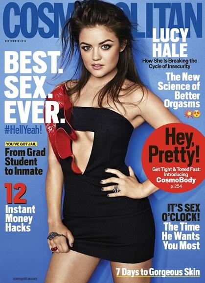 Cosmopolitan Cover - 9/1/2014