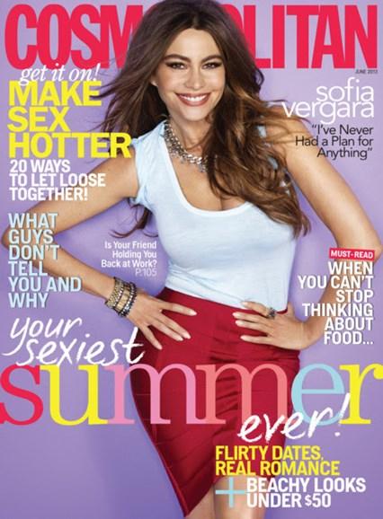 Cosmopolitan Cover - 6/1/2013