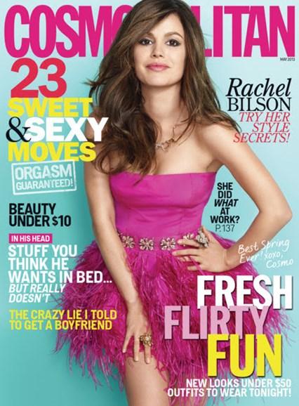 Cosmopolitan Cover - 5/1/2013