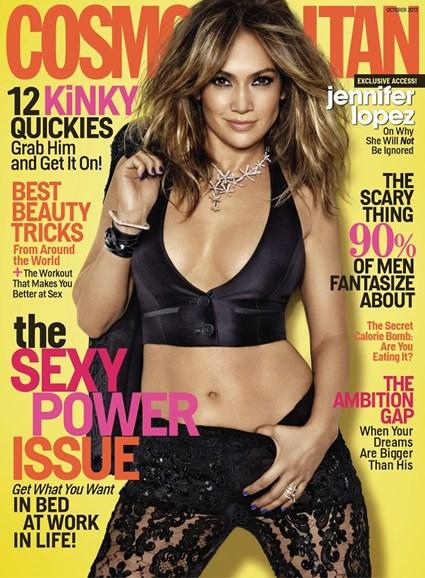 Cosmopolitan Cover - 10/1/2013