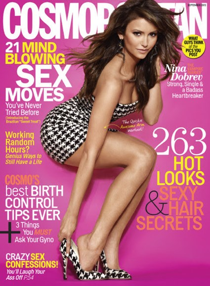 Cosmopolitan Cover - 9/1/2013