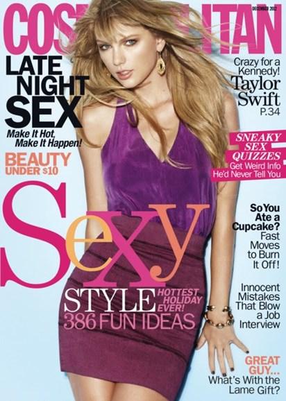 Cosmopolitan Cover - 12/1/2012