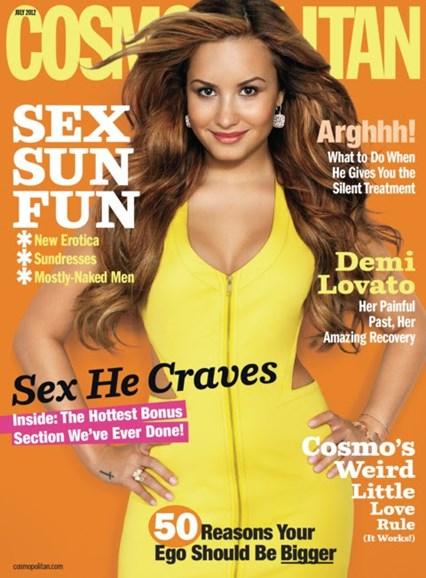 Cosmopolitan Cover - 7/1/2012