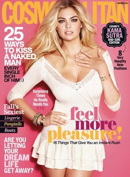 Cosmopolitan Cover - 11/1/2012