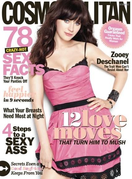 Cosmopolitan Cover - 10/1/2012
