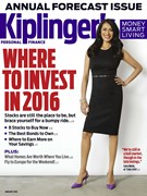 Kiplinger's Personal Finance Magazine 1/1/2016