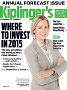 Kiplinger's Personal Finance Magazine 1/1/2015