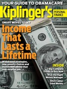 Kiplinger's Personal Finance Magazine 10/1/2013