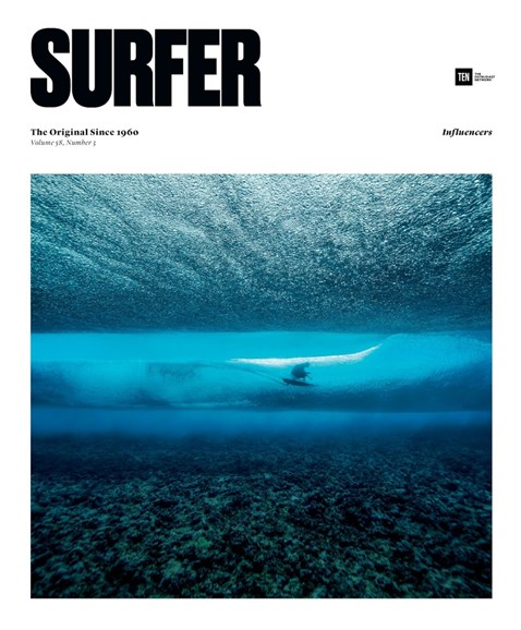 Surfer Cover - 6/1/2017