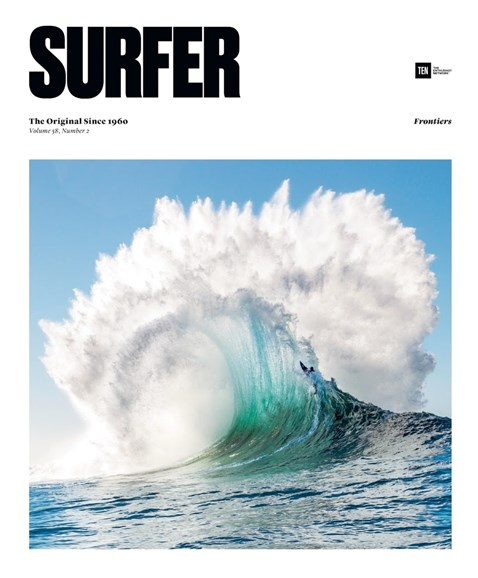 Surfer Cover - 5/1/2017