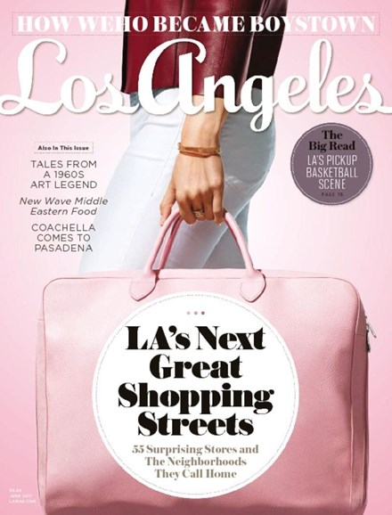 Los Angeles Cover - 6/1/2017