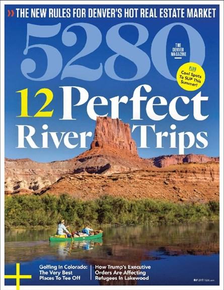 5280 Magazine Cover - 5/1/2017