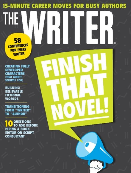 The Writer Cover - 7/1/2017