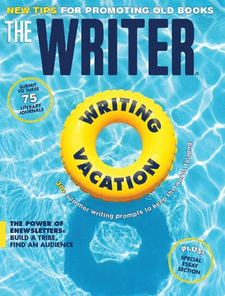 The Writer Cover - 6/1/2017