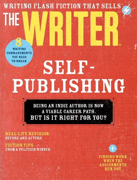 The Writer Cover - 5/1/2017