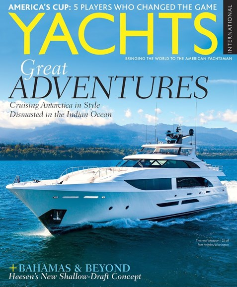 Yachts International Cover - 5/1/2017