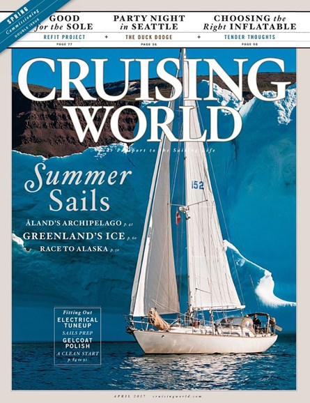 Cruising World Cover - 4/1/2017