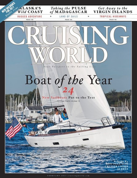 Cruising World Cover - 1/1/2017