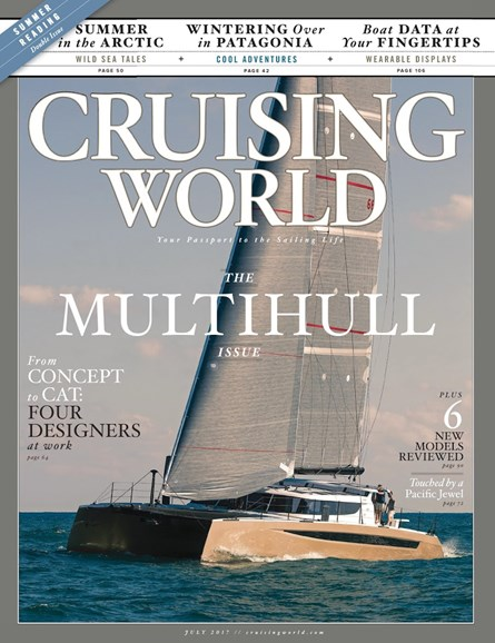 Cruising World Cover - 6/1/2017