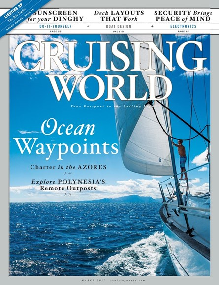 Cruising World Cover - 3/1/2017