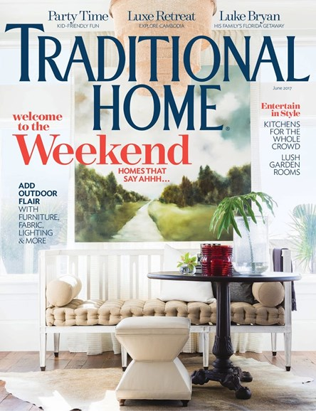 Traditional Home Cover - 6/1/2017