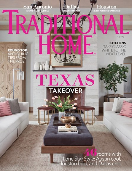 Traditional Home Cover - 5/1/2017
