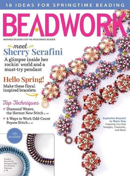 Beadwork Cover - 4/1/2016