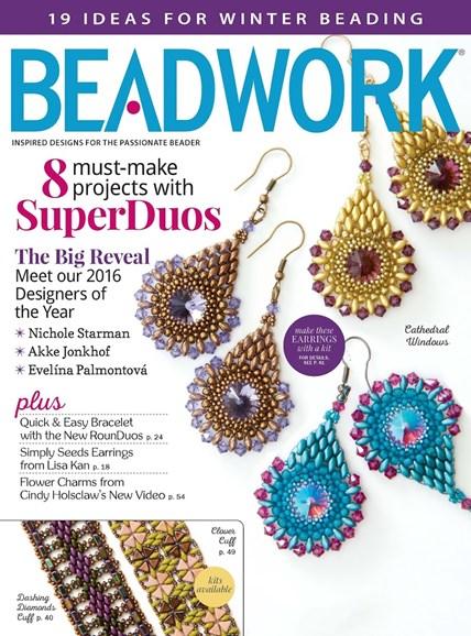 Beadwork Cover - 2/1/2016