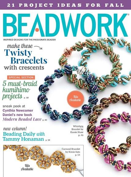 Beadwork Cover - 10/1/2016