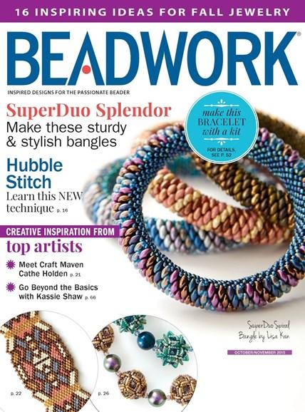 Beadwork Cover - 11/1/2015